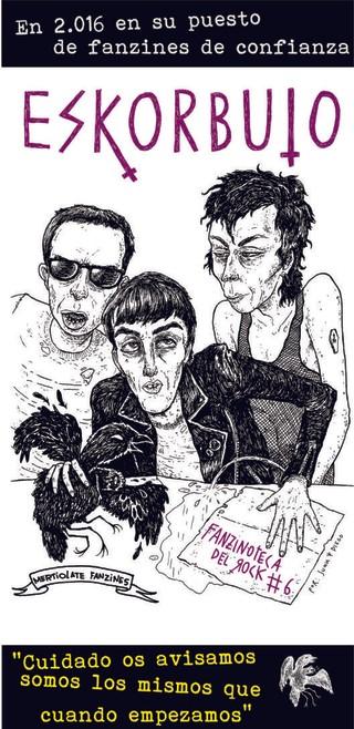 Fanzines, punk y libertad: visitamos a los encargados de La ...