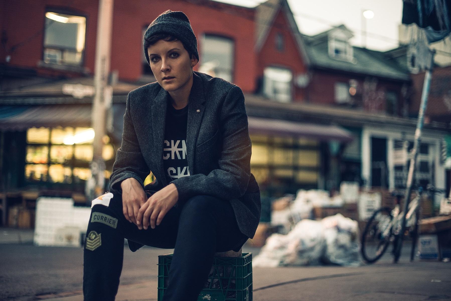 Ria Mae Ria Mae is Climbing Up Canadas Golden Ladder of Pop Noisey