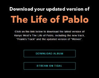 Kanye west the life of pablo free download zip
