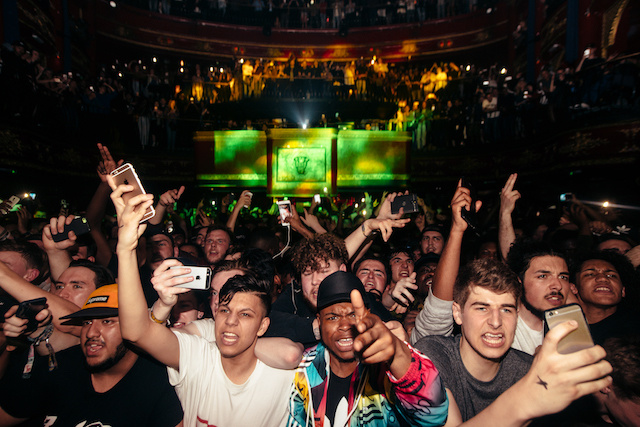 Last Night's Sold Out Skepta Show in London Felt Like the