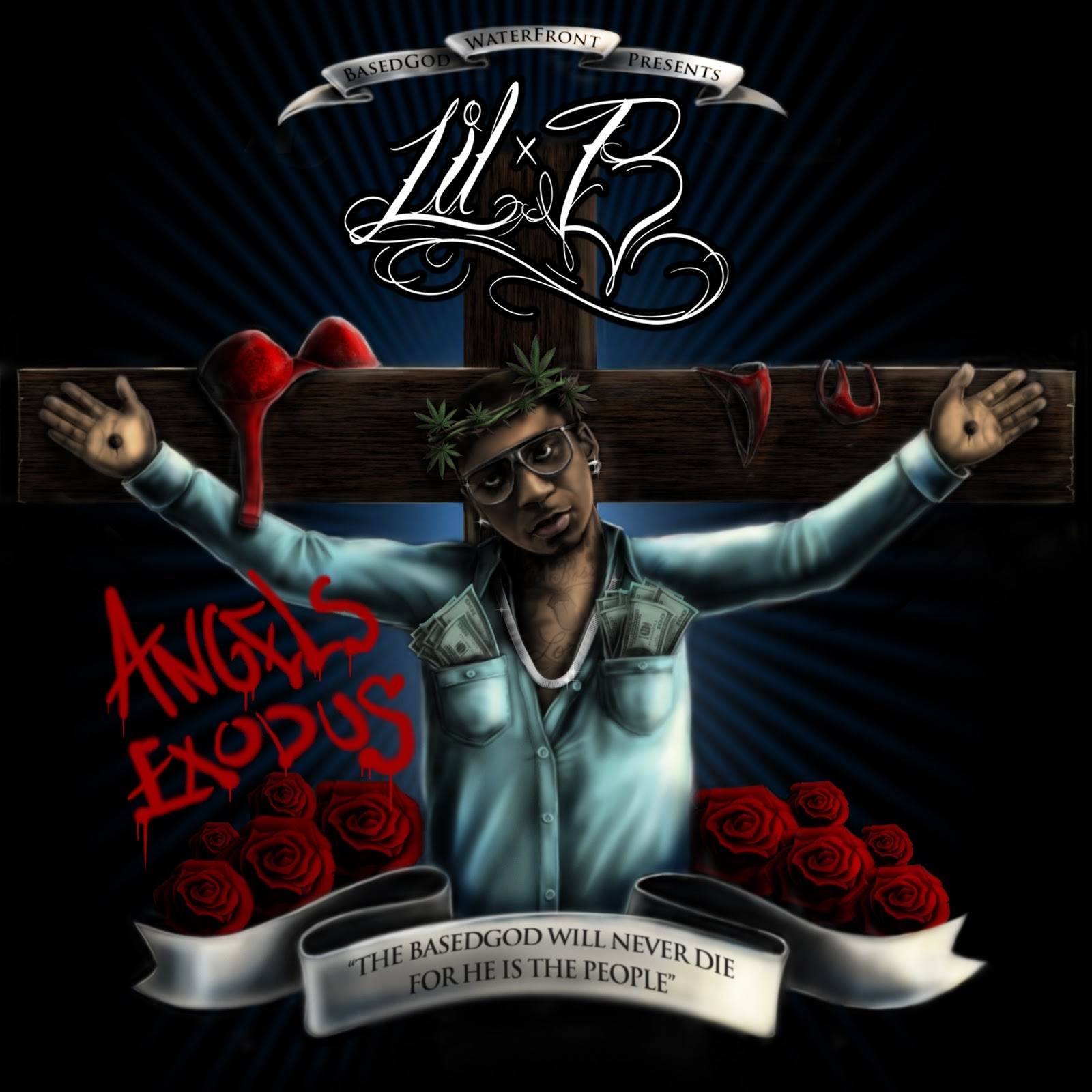 Lil B Mixtape Covers, Ranked from Best to Less Best - VICE