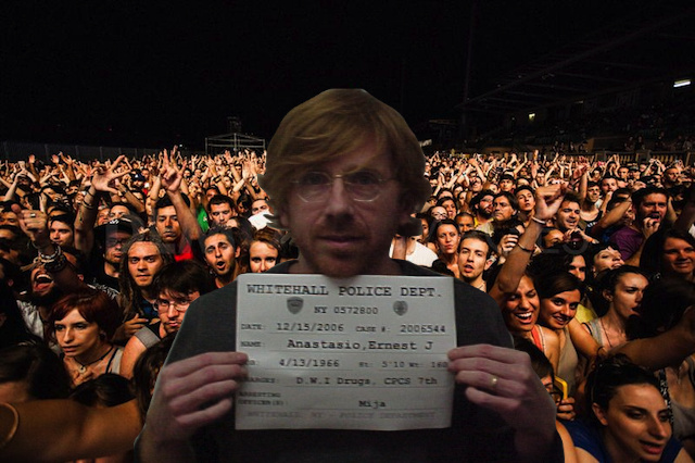 trey anastasio college thesis Gamehenge revival in brooklyn  for those who don't know, gamehenge was frontman trey anastasio's senior thesis at goddard college (you can read it here, though we suggest listening to it.