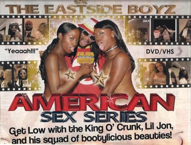 Ebony Caught Having Sex