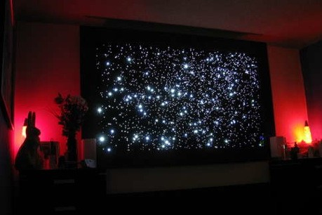 Recreate Starry Night In Your Living Room [Instructables How-To]