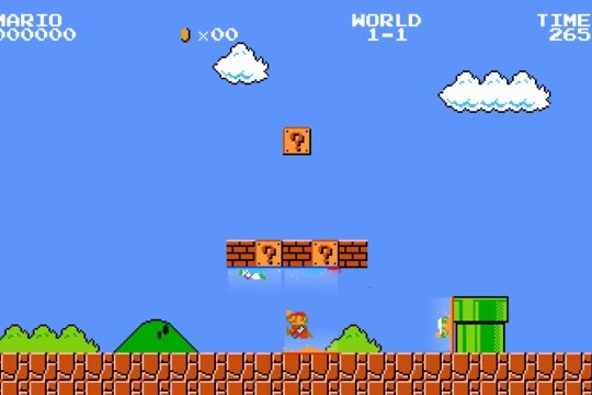 A New Genre For Gaming? Awesome Mario Meets Portal Mashup