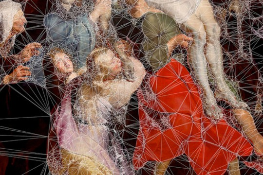 Quayola's Deconstructions Of Flemish Masterpieces Come To NYC