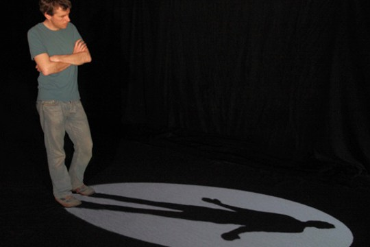 Awesome Installation Brings Your Shadow To Life