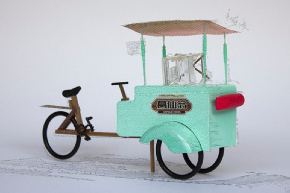 Are Street Vendors That 3D Print On The Fly In Our Future?