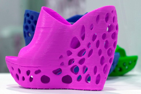 Will 2012 Be The Year 3D Printing Goes Mainstream?
