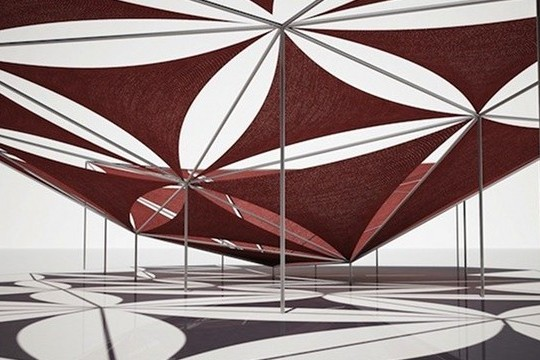 Intelligent Architecture Comes To Life In The Kinetic Pavilion