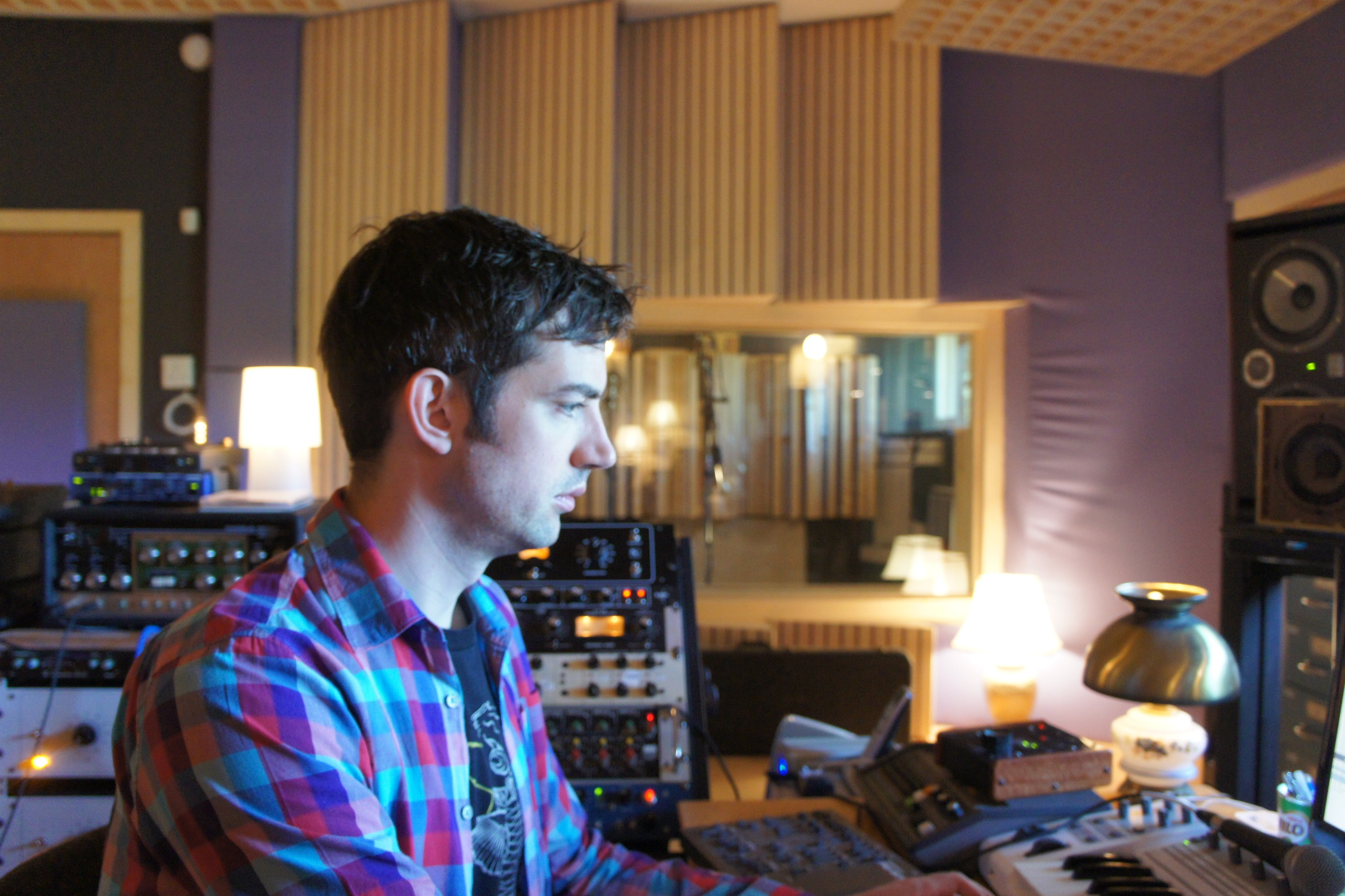 User Preferences: Tech Q&A With Music Producer Damian Taylor
