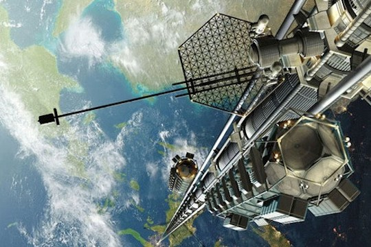 An Elevator To Space Is In The Works In Japan