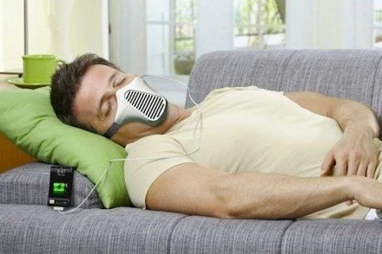 Breathe, Breathe In The Air... And Charge Your Phone