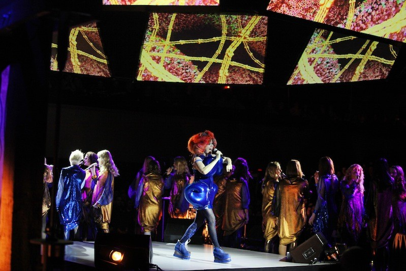 Want Tickets To Björk's Final Biophilia Performance In New York?