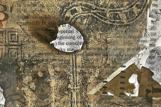 Books As Author-less Art Objects
