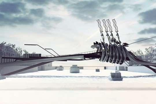 Revolutionary Bridge Design From Wang Yaohua