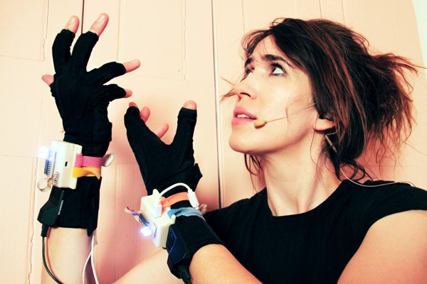 Imogen Heap And The Earth Day Sound-Sculpting Spectacular