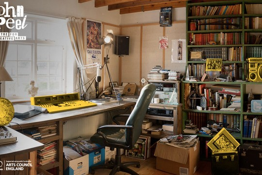 Legendary DJ John Peel's Record Collection Now Available Online