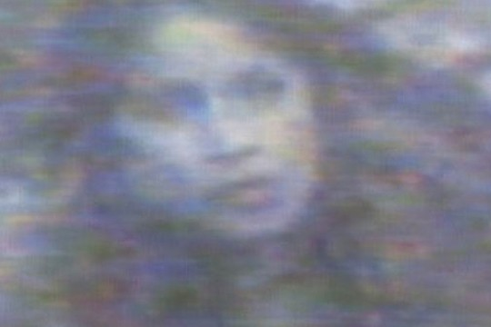 Water Colored Security Footage Becomes Eery Glitch Art
