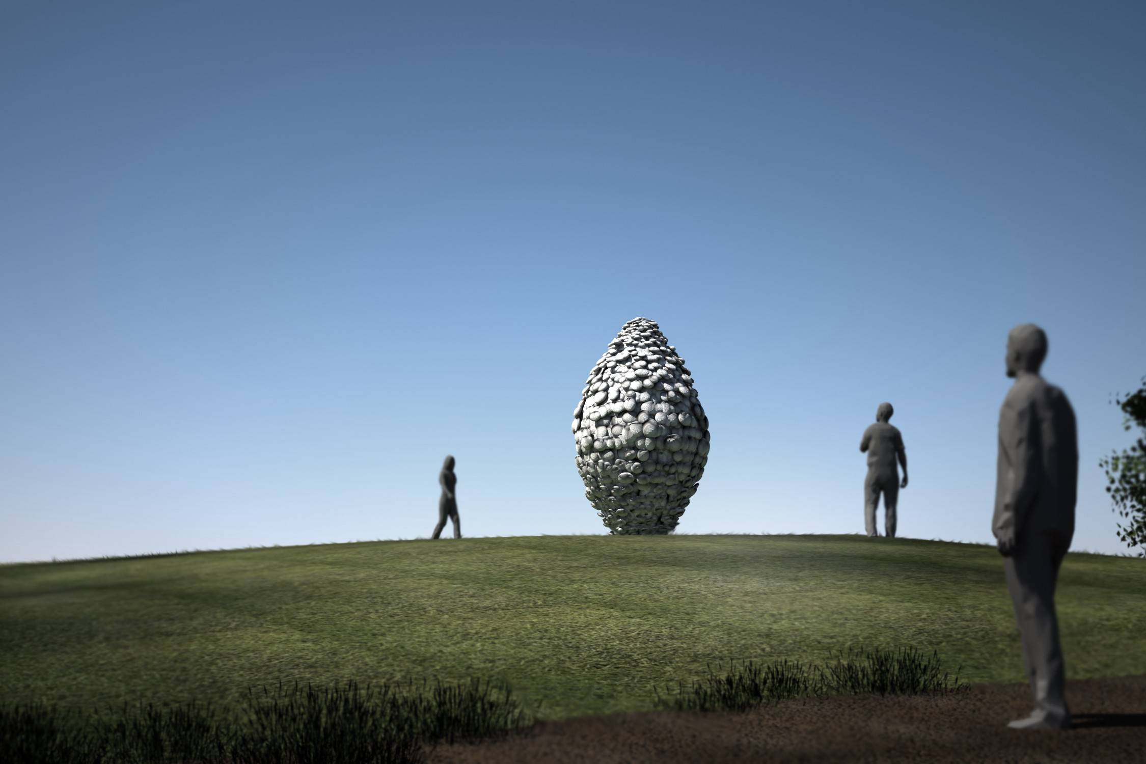 Mira Calix Proves That Nothing Is Set In Stone With New Project For London's Cultural Olympiad