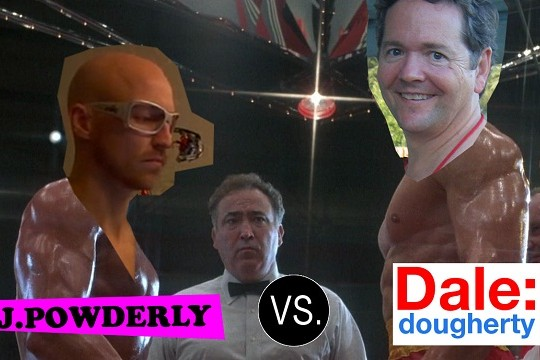 Pandemonium In The Millennium: James Powderly Sits Down With MAKE Magazine's Dale Dougherty