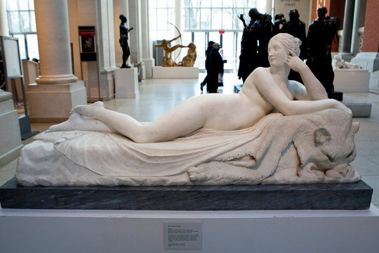 Replicate (Or Hack) The Metropolitan Museum's Classical Sculptures With A 3D Printer