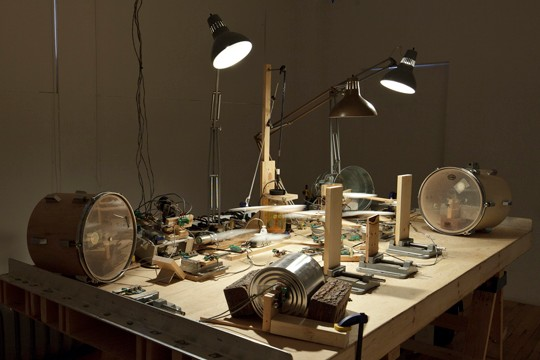 User Preferences: Tech Q&A With Folk-Machinery Artist Peter Flemming