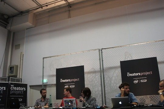 Para One, Cassius, And Club Cheval Reveal Their Chops At The Creators Project: Paris 2012