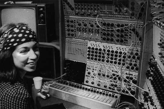 "Original Creators: The ""Diva of Electronic Music"" Suzanne Ciani"