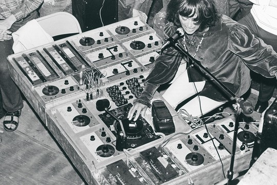 Original Creator: Electro-Rock Pioneers Silver Apples