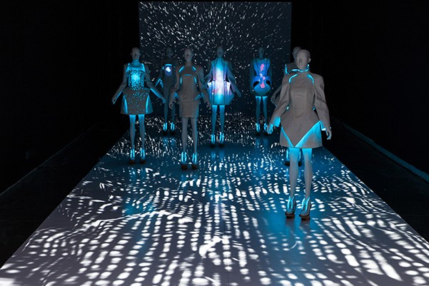 A Rundown Of The Enthralling Art Installations At The Creators Project: Beijing 2012