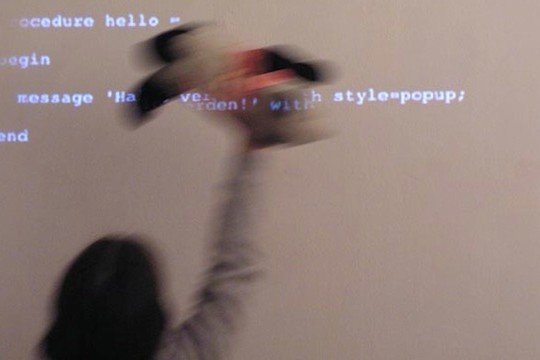 Can Computer Code Be Used For Artistic And Political Expression?