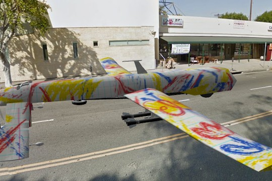 Rajeev Basu Wants To Sell You A Custom Painted Attack Drone