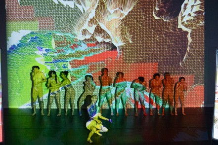 At The Crossroads Of Dance And Technology: Spandex