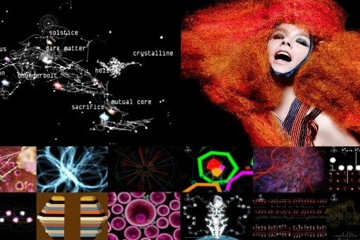 Bjork's Biophilia Becomes The First App To Appear At MoMA