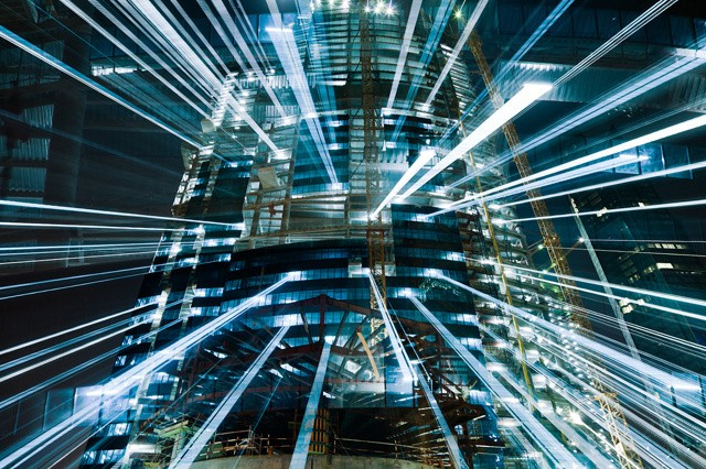 Cities Pulsate With Abstract Light In These Dazzling Long-Exposure Photographs