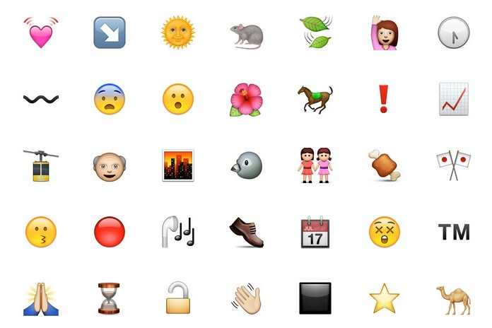 New Emoji GIFs Used For Hyper-Speed Stories