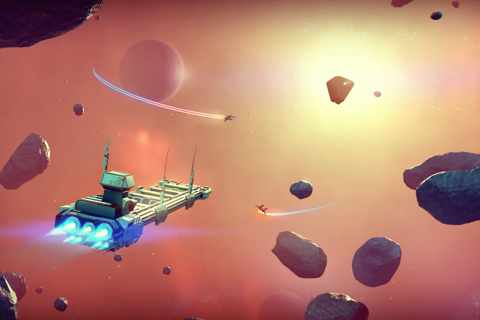 No Man's Sky And The Art Of Designing A Universe Within A Video Game