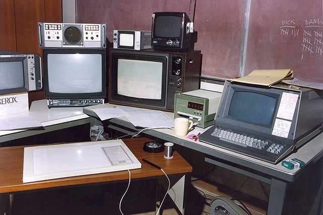 The 1970s Graphics Program That Spurred Space Exploration, Computer Picassos and Pixar