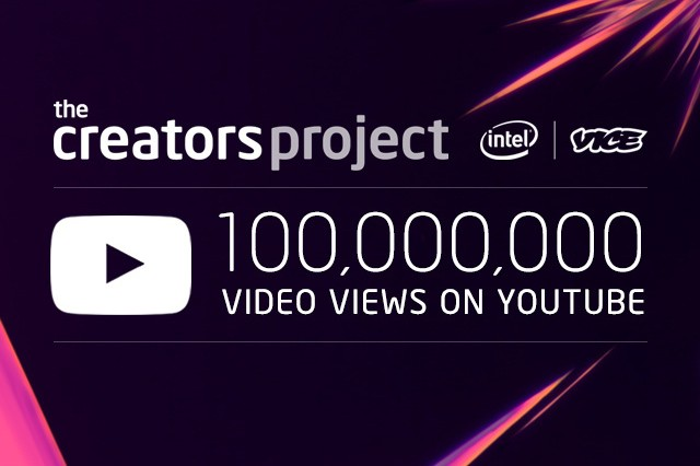 Our YouTube Channel Just Hit 100,000,000 Views!