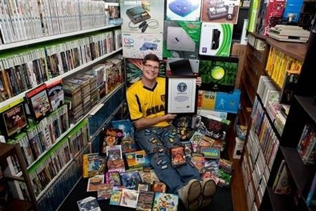 You (Yes, You!) Can Buy The Largest Video Game Collection In The World