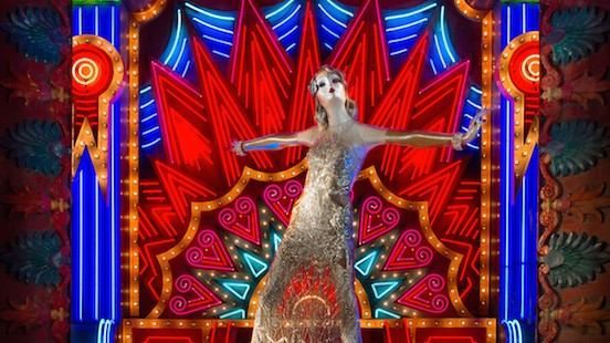 A Look Inside Bergdorf Goodman's Dazzling Holiday Windows