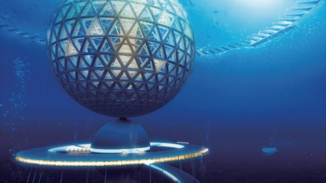 Te presentamos los planes para la primera ciudad submarina del planeta