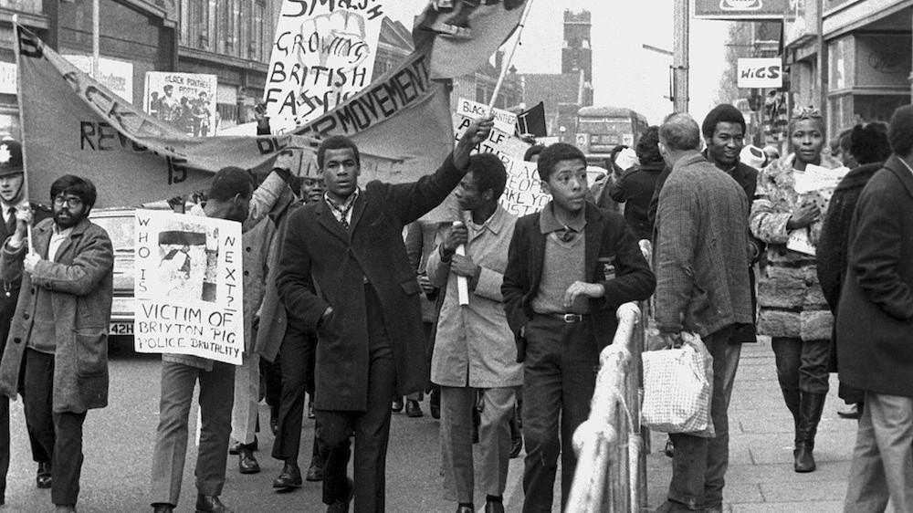 race riots 1960