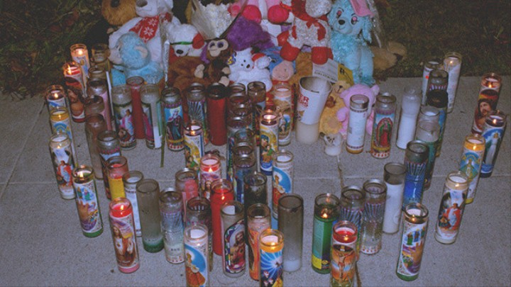 A Photographer Is Documenting Oakland's Murder Shrines