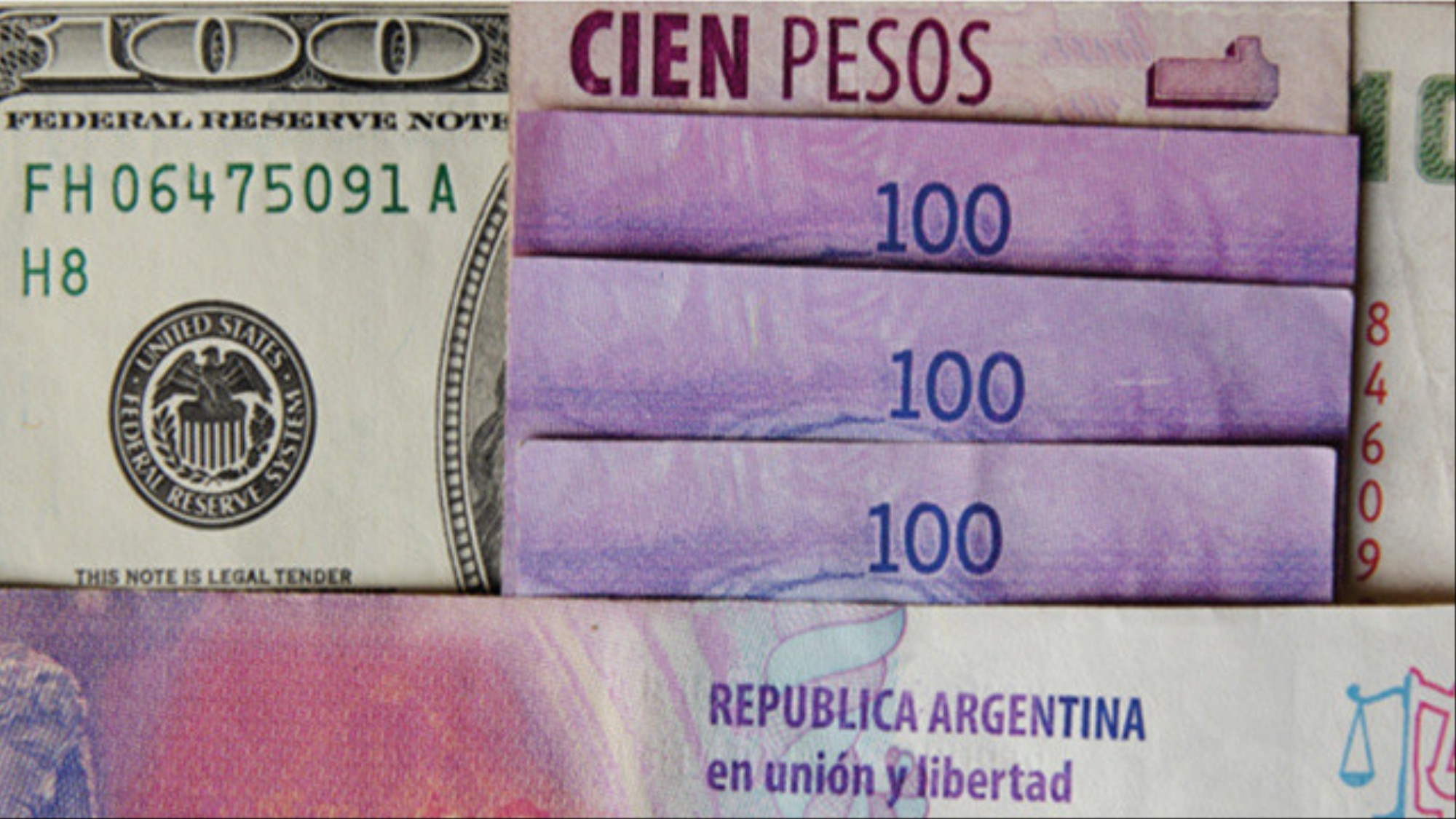 Argentines Need Dollars - VICE