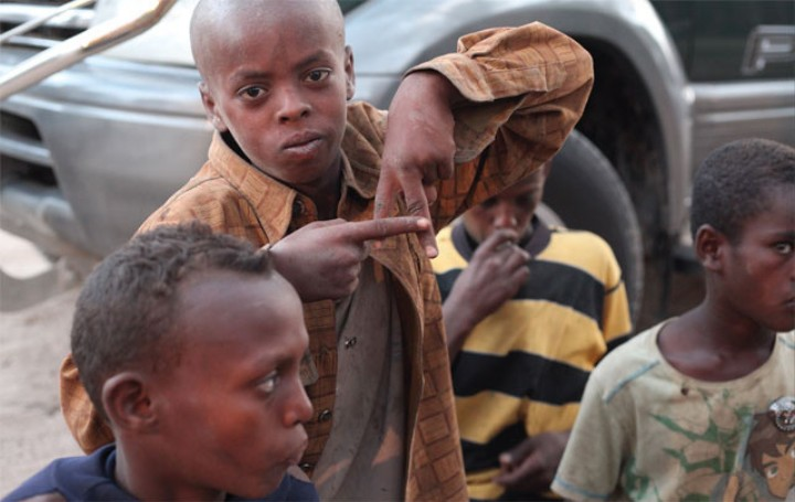 The Glue-Sniffing Street Kids of Somaliland