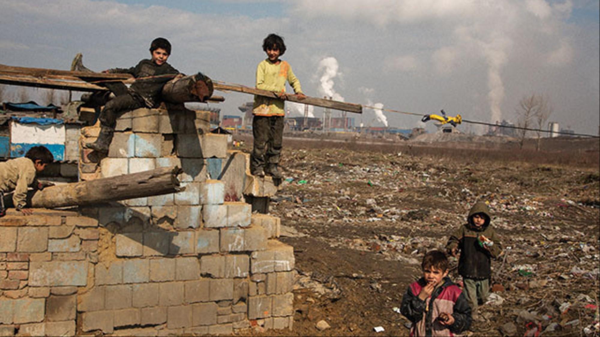 The New Roma Ghettos - VICE