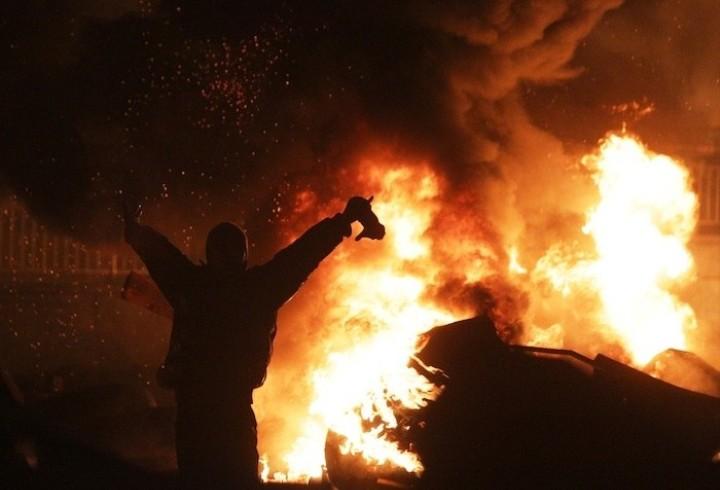 Il giorno più sanguinoso delle proteste in Ucraina
