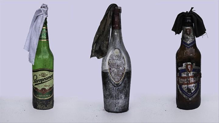 Cheers to the Revolution: Kiev's Beautiful Molotov Cocktails